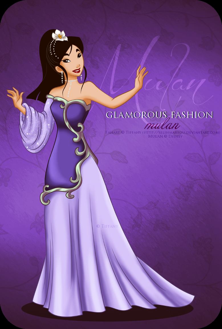 Glamorous Fashion - Mulan