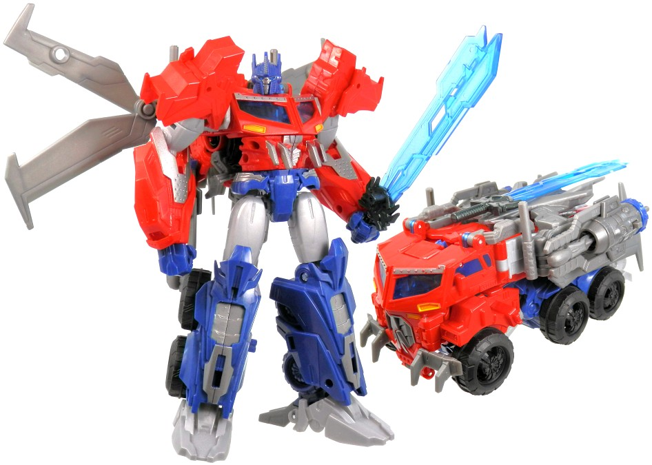 Go! Hunter Optimus Prime