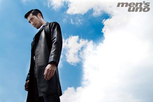 Godfrey [Men's Uno - August '13]