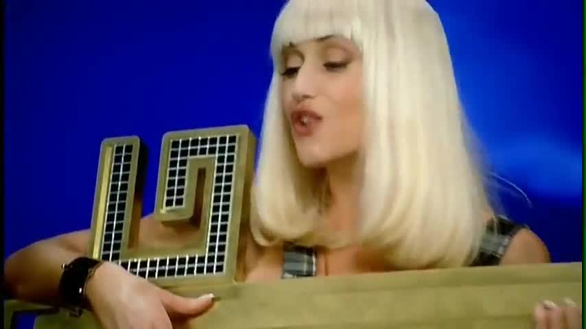 Gwen Stefani- Wind It ... Gwen Stefani Song