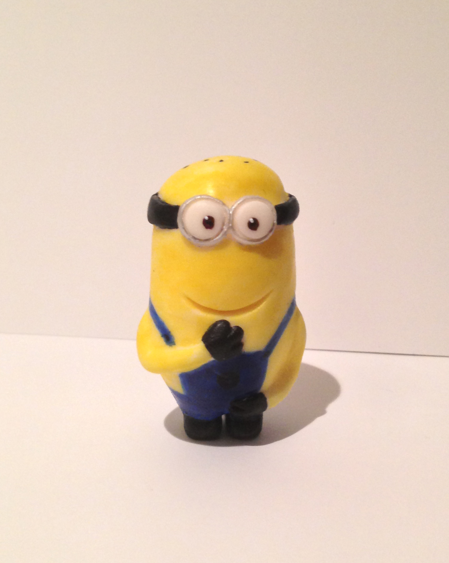 Amigurumi Fan Club Minion : Handmade Minion - Despicable Me Minions Fan Art (35166279 ...