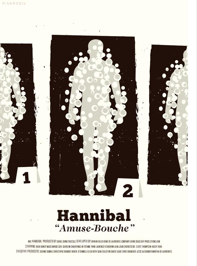 Hannibal Season 1   Episode Poster