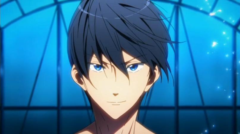 free iwatobi swim club haruka nanase
