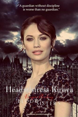 Headmisters Kirova