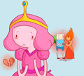 Heartbroken Princess Bubblegum