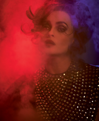 Helena, photoshoot por Greg Williams