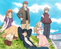 Honey and Clover - anime wallpaper