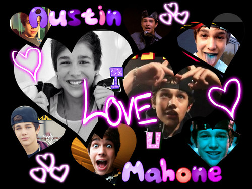 I LOVE AUSTIN MAHONE!