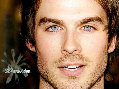 Ian Somerhalder Hintergrund with a portrait called Ian <3