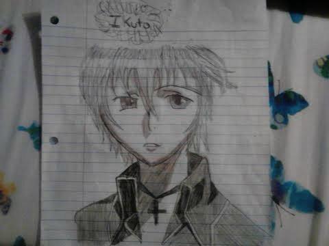Ikuto drawing!