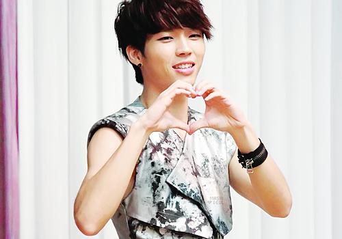 Infinite~Nam Woo Hyun♥*♥*♥