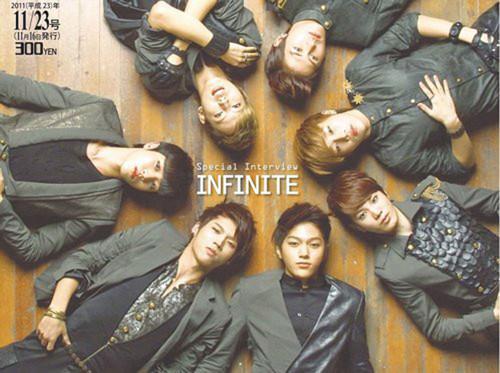 Infinite♥*♥*♥