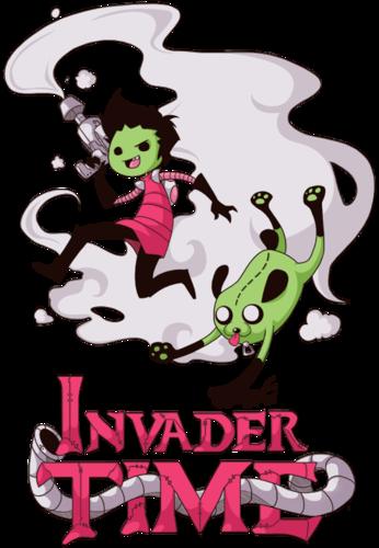 Invader Time