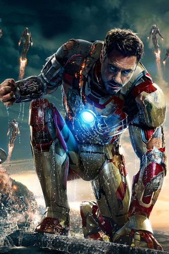 Ironman 3 images