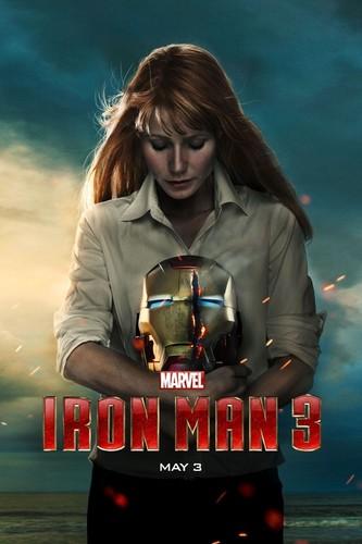 Ironman 3 Обои