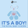 It's a boy! - prince-william-and-kate-middleton photo