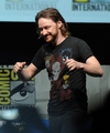James McAvoy at SD Comic-con 2013 - james-mcavoy photo