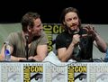 James McAvoy at SD Comic-con - james-mcavoy photo
