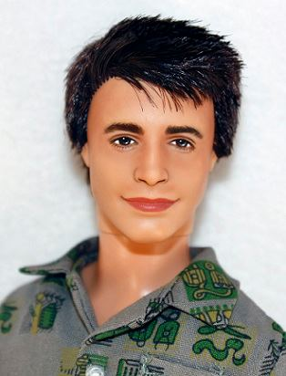 Joey Tribbiani doll