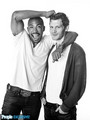 Joseph Morgan and Charles Michael Davis for People Magazine at TCA Summer Press Tour 2013 - joseph-morgan photo