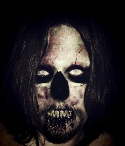 Joseph Sweet Zombie Portrait