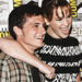 Josh & Jen - jennifer-lawrence-and-josh-hutcherson icon
