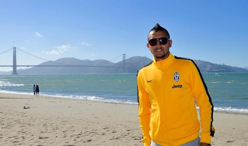 Juventus in San Francisco 2013