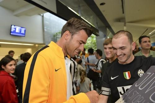 Juventus in USA 2013