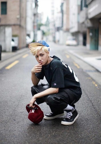 Kai ~ 'Growl' - kai-exo-k Photo