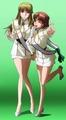 Kei and Tamaki
