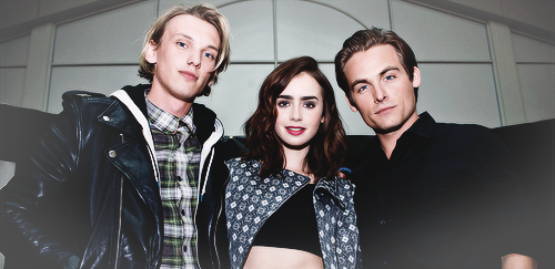 Kevin, Lily and Jamie
