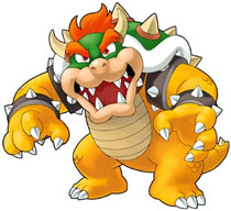 Super Mario Bros (Series) images King Bowser Koopa wallpaper and background photos