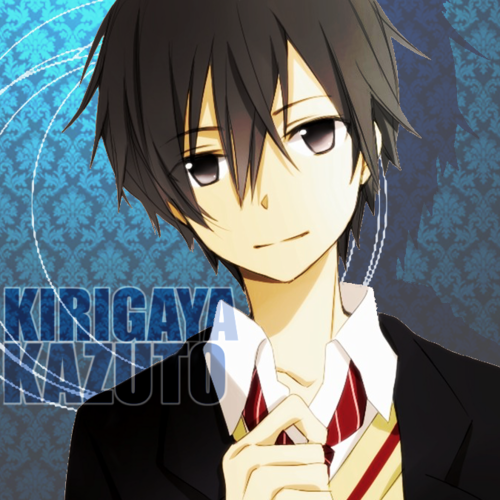 Kirigaya Kazuto Kirito Wallpaper Containing A Business Suit Entitled