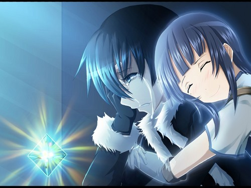 Kirito and Sachi