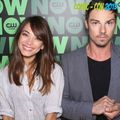 Kristin Kreuk & Jay Ryan [Comic Con 2013] - beauty-and-the-beast-cw photo