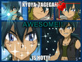 Kyoya Tagegami is Hot!!! - beyblade-metal-fusion fan art