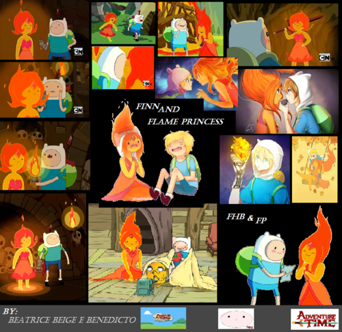 Adventure Time With Finn and Jake wallpaper probably containing anime entitled LOVE