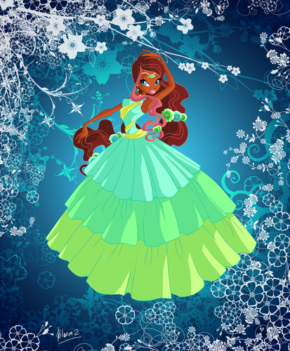 Layla Harmonix Dress.