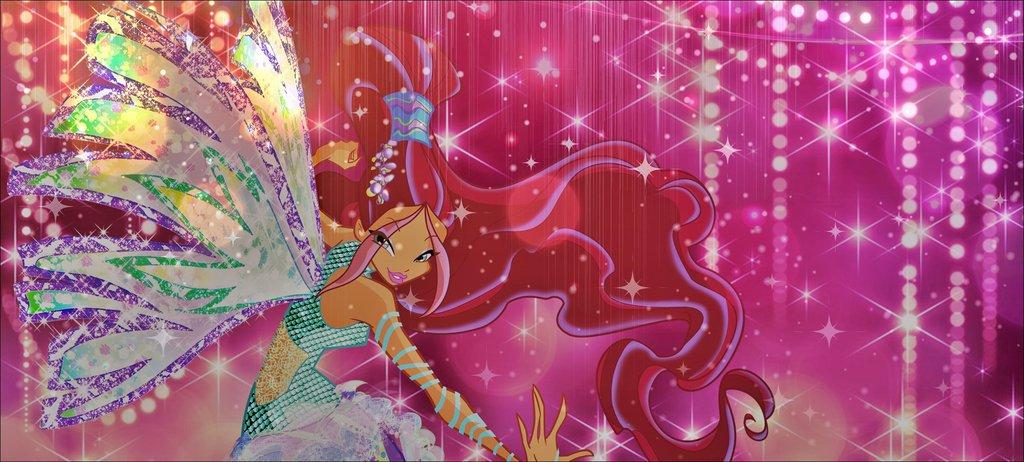 Layla Sirenix Wallpaper The Winx Club Fan Art 35134723 Fanpop