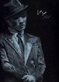 Lee Joon in black by SakuTori - lee-joon fan art