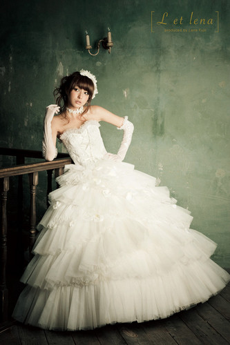 Lena Dress Wedding