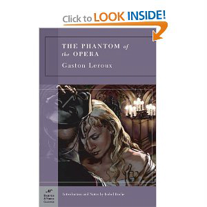 an introduction to the character of the opera ghost in phantom of the opera by gaston leroux Read chapter i: is it the ghost of the phantom of the opera by gaston leroux the text begins: is it the ghost it was the evening on which mm debienne and poligny, the managers of the opera, were giving a last gala performance to mark their retirement.