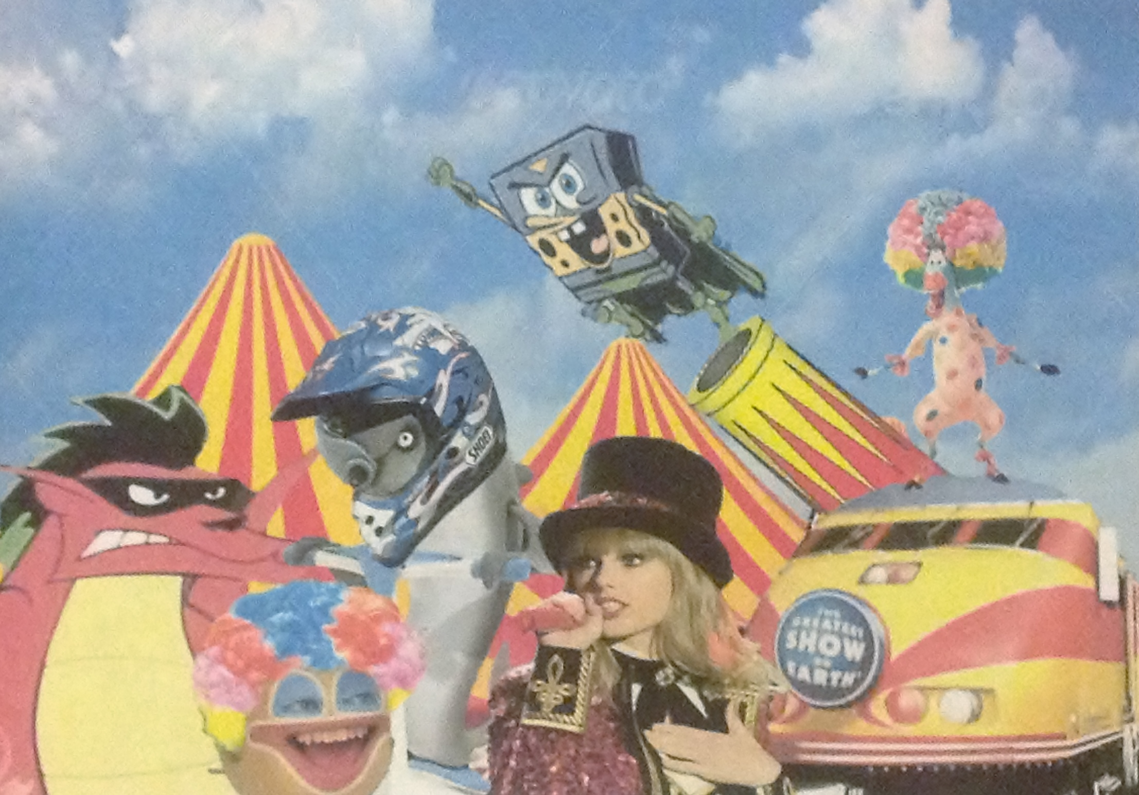 Let's Go to the Circus!