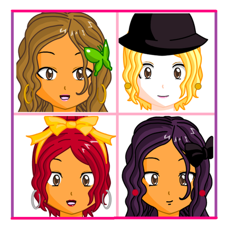 Little Mix Avatars