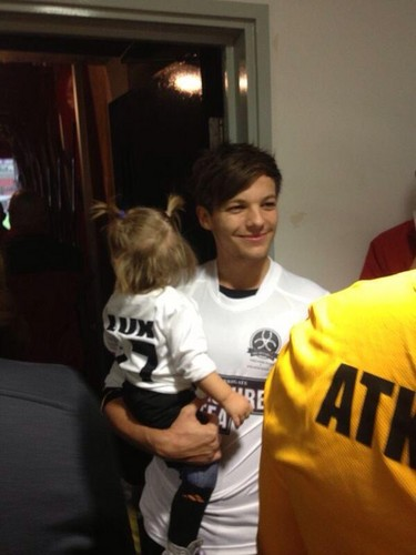 Lou and BabyLux