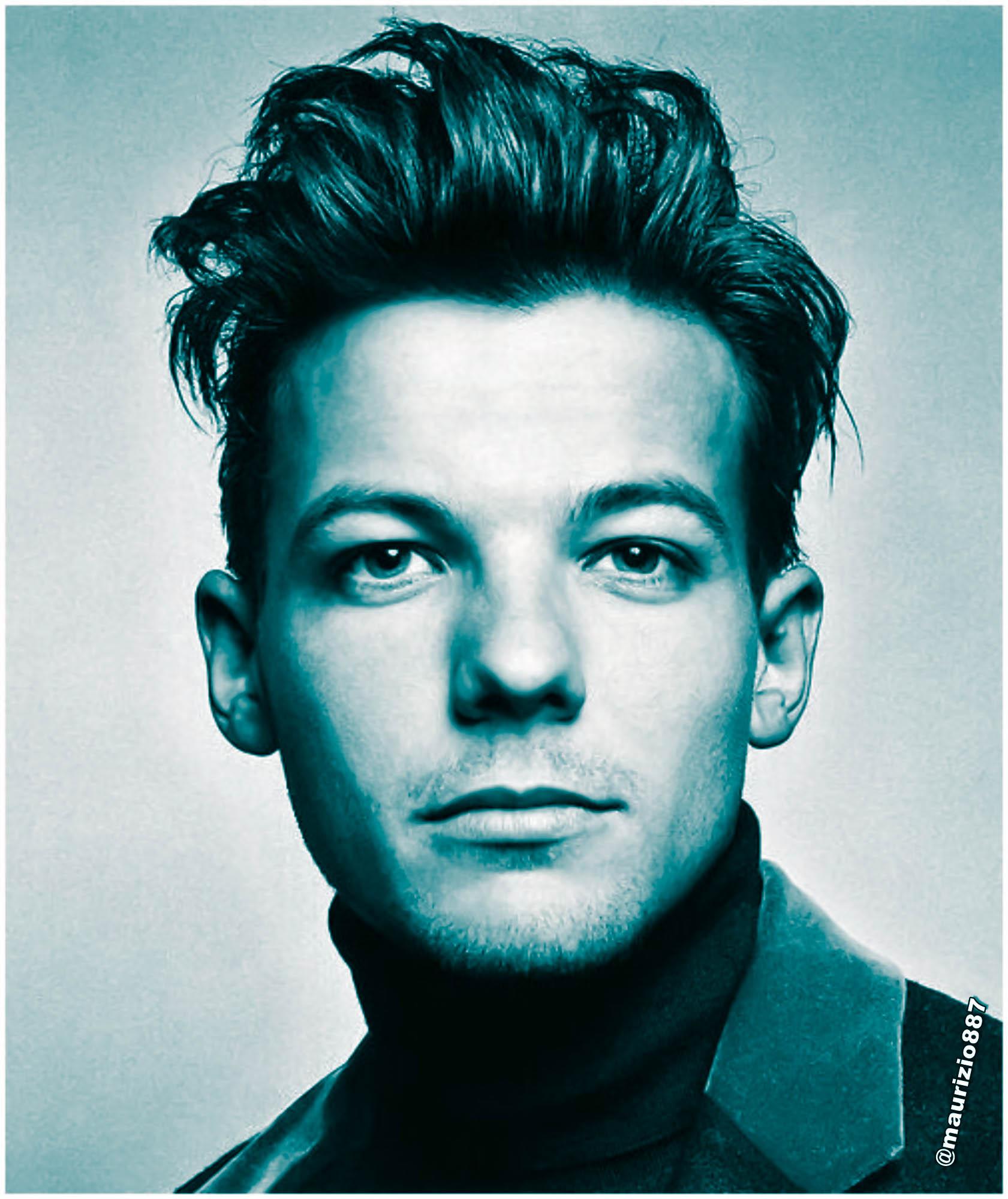 Louis Tomlinson Shirtless Photoshoot