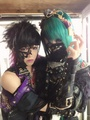 Mahiro and Takemasa