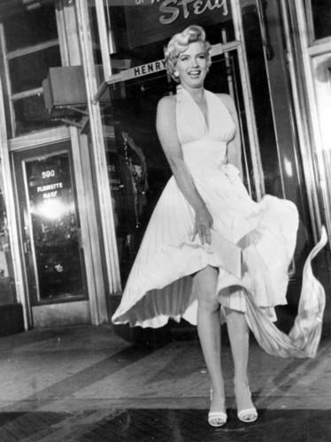 Marilyn tagahanga Art