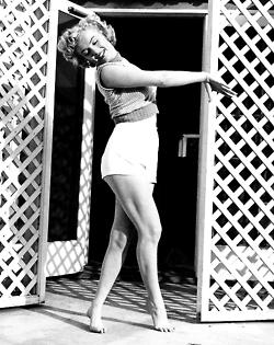 Marilyn ファン Art