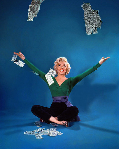 Marilyn 팬 Art